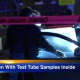 Unused coronavirus tests missing after SUV stolen on South Side
