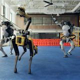 Start the New Year Right: By Watching These Robots' Awesome Dance Moves