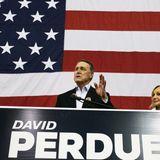 David Perdue may follow the Trump playbook on Senate election loss