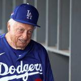 Former Dodgers Manager Tommy Lasorda Out of Hospital