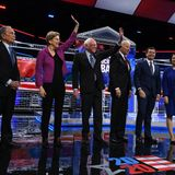Candidates clash about billionaires, climate, NDAs, and healthcare at Nevada Democratic debate