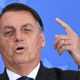 Brazil is 'broke', says President Bolsonaro