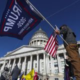 'Too much hate': Utahns react to a chaotic scene in US Capitol, division in country