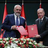 Turkey, Albania upgrade ties to strategic partnership