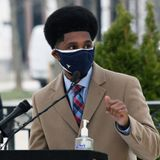 'Pull ya mask up': Exchange between Baltimore mayor and activist gets national attention, inspires a remix