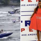 Kristina Malimon, Organizer Of A Trump Boat Parade, Arrested