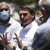Echoing Trump, Bolsonaro vows 'worse situation' in 2022