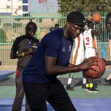 Can basketball heal South Sudan?