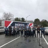 Coronavirus good news: Shipment of 300,000 masks from New England Patriots' plane en route to New York City with Massachusetts State Police as its escort