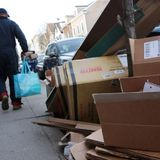 Online shopping has shifted recycling responsibilities to consumers