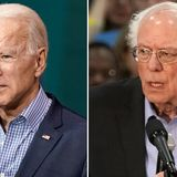 Biden says he weighed tapping Sanders for Labor secretary