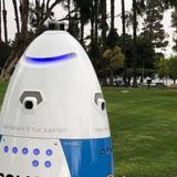 Police Robots Are Not a Selfie Opportunity, They're a Privacy Disaster Waiting to Happen