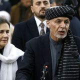 Afghan President Wants 'Positive Peace' With Taliban, Transition To 'Elected Successor'