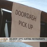 Bay Area restaurants take hit with third-party delivery apps