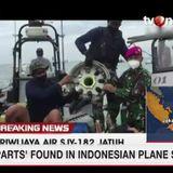 'Body parts' found off Indonesia after plane crash | NHK WORLD-JAPAN News