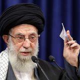 Twitter deletes Iran's Khamenei tweet criticizing US, UK COVID-19 vaccines