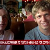 Local family grieving sudden death of young son, now begging for a Covid-19 test to bring answers