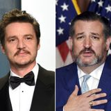 Pedro Pascal doxxes Ted Cruz after Capitol riots, releases senator's office number on Twitter
