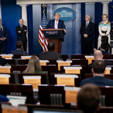Media's Latest Strategy To Fight Trump: Remove Him From His Press Conferences
