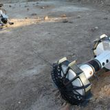 This transforming NASA rover can go places others could only dream of