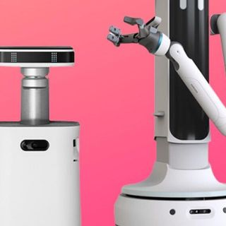 Samsung's CES 2021 robots will clean your house and pour you a glass of wine