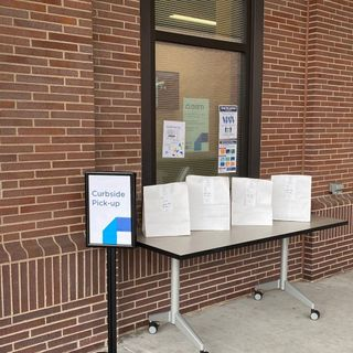 Minnesota libraries offer contactless curbside pickup to serve readers