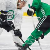 Dallas Stars return to practice Tuesday with 15 players absent