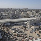 Hamas forcibly expels residents from their homes in Rafah