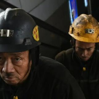 In China, 22 miners are trapped in a gold mine after an accident