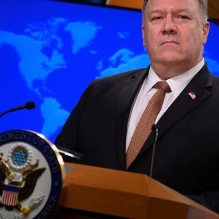 VOA reassigns reporter who tried to question Pompeo - France 24