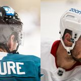 Sharks to Wear SAP, Zoom Helmet Decals Throughout 2021 Season