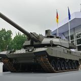 British military looks to the 'Eurotank' as it weighs its hardware options