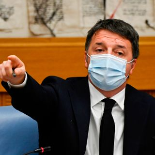 Italy's government in crisis after former PM pulls support for ruling coalition