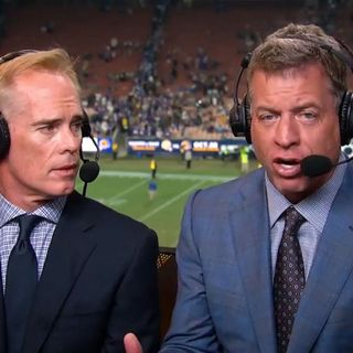 Troy Aikman: 'Difference of opinion' at Eagles quarterback position fueled Doug Pederson's firing