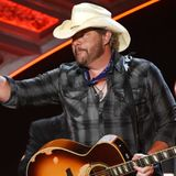 Trump gives National Medal of the Arts to Toby Keith, Ricky Skaggs
