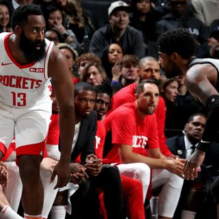Examining James Harden's reported fit with Kyrie Irving and Kevin Durant on the Brooklyn Nets | NBA.com Canada | The official site of the NBA