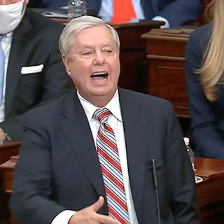 Lindsey Graham warns rushed impeachment 'will become a threat to future presidents'