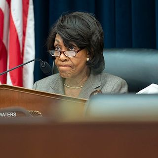 Maxine Waters in impeachment speech says Trump 'capable of starting a civil war'