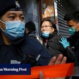 National security police arrest 11 accused of helping Hong Kong fugitives