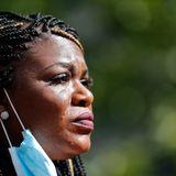 Cori Bush Denounces White Supremacy. GOP Representatives Boo