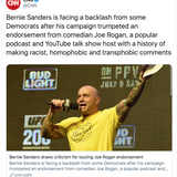 Some Media Outlets Are Gaslighting Us About Joe Rogan