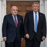 Trump Plans To Stiff Giuliani On Legal Fees After Failing To Steal Election