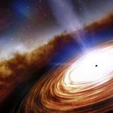 Scientists discover the oldest supermassive black hole, and it's too big