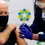 Biden team sees risks in Trump decision to widen vaccine pool