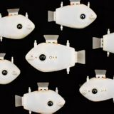 These Adorable Fish Robots Form Schools Like the Real Thing