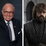 Rudy Giuliani Says Tyrion From 'Game of Thrones' Inspired US Capitol Speech