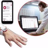 UH begins monitoring coronavirus patients remotely using wristband