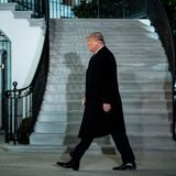 Trump is isolated and angry at aides for failing to defend him as he is impeached again