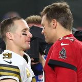Tom Brady: Drew Brees is a lot younger than me - ProFootballTalk