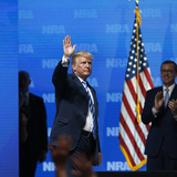NRA meltdown has Trump campaign sweating